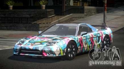Honda NSX-R US S6 для GTA 4
