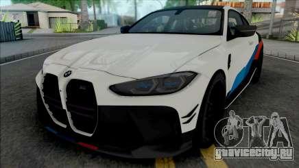 BMW M4 G82 M Performance 2021 для GTA San Andreas
