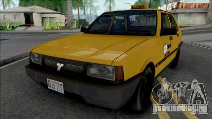 Tofas Sahin Taksi SA Style для GTA San Andreas